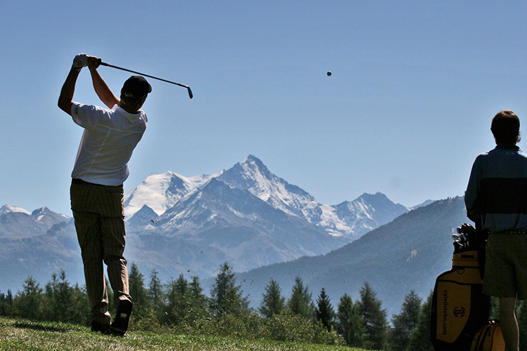 Chalet Champion Chamonix Golf